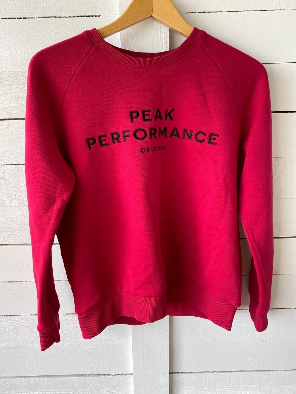 Women's hoodies & sweatshirts - PEAK PERFORMANCE photo 1