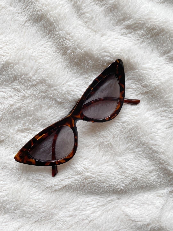 Women's sunglasses - VINTAGE photo 1