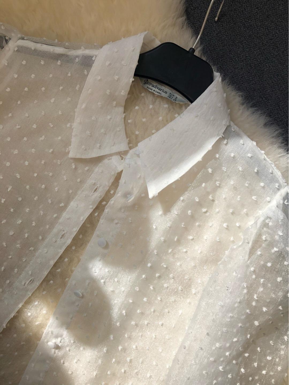 Women's blouses & shirts - STRADIVARIUS photo 4