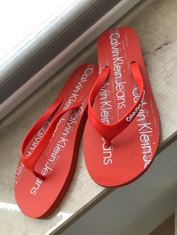 Women's sandals & slippers - CALVIN KLEIN photo 1