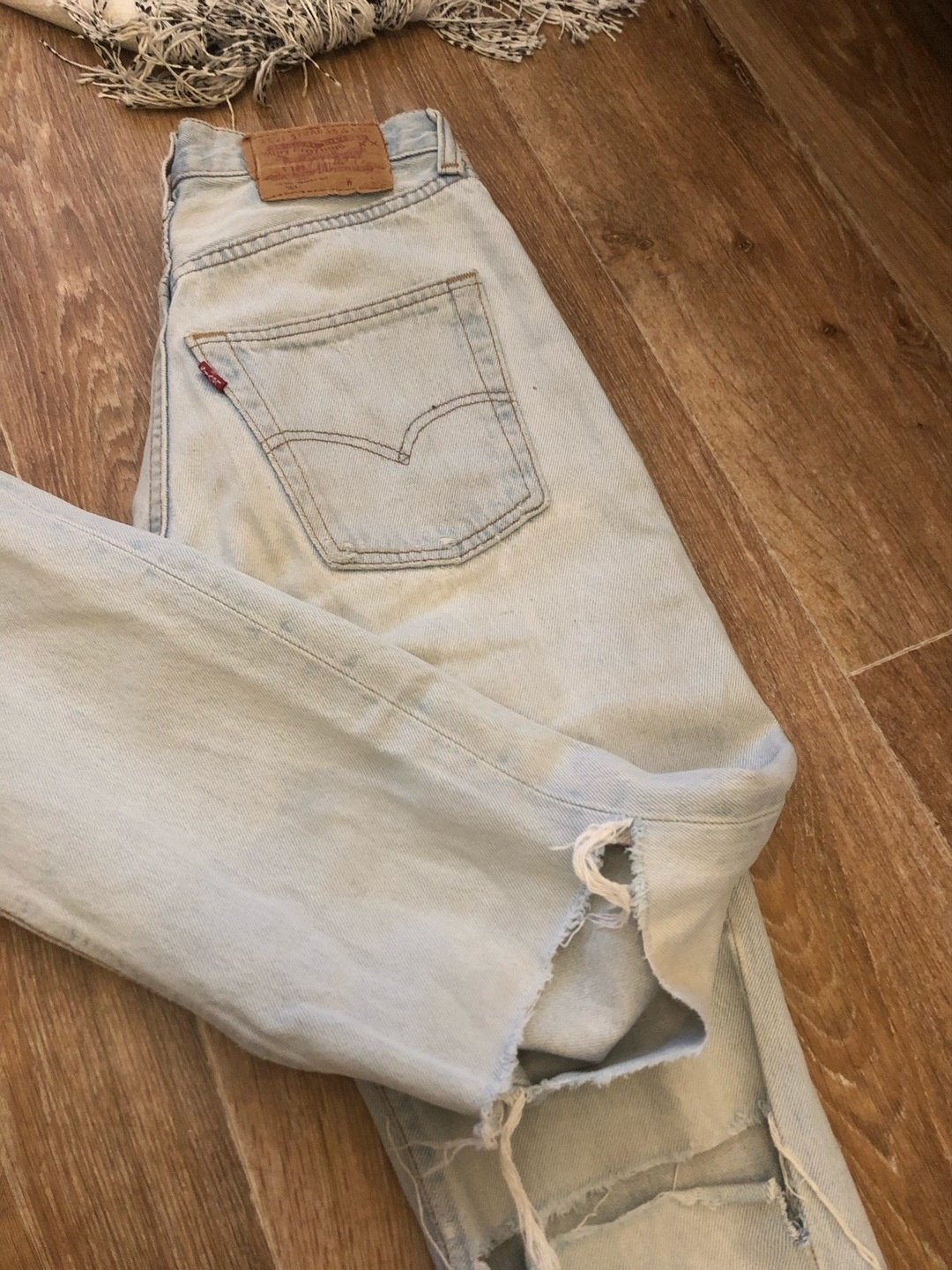 Women's trousers & jeans - LEVI'S photo 3