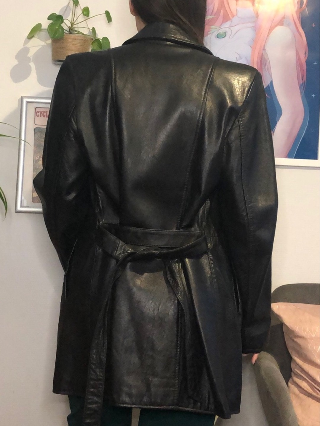 Women's coats & jackets - REAL LEATHER photo 2