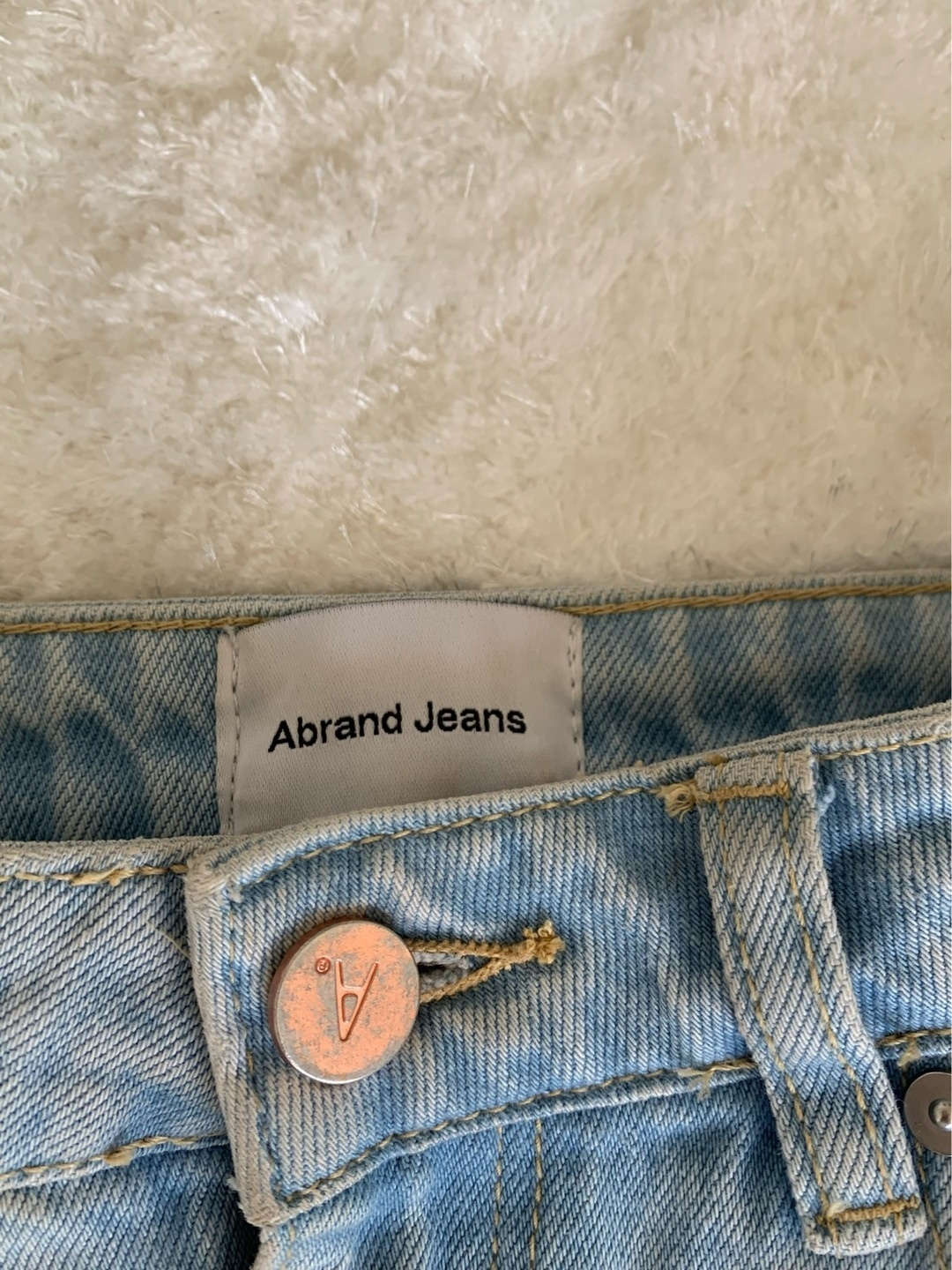 Women's trousers & jeans - ABRAND JEANS photo 4
