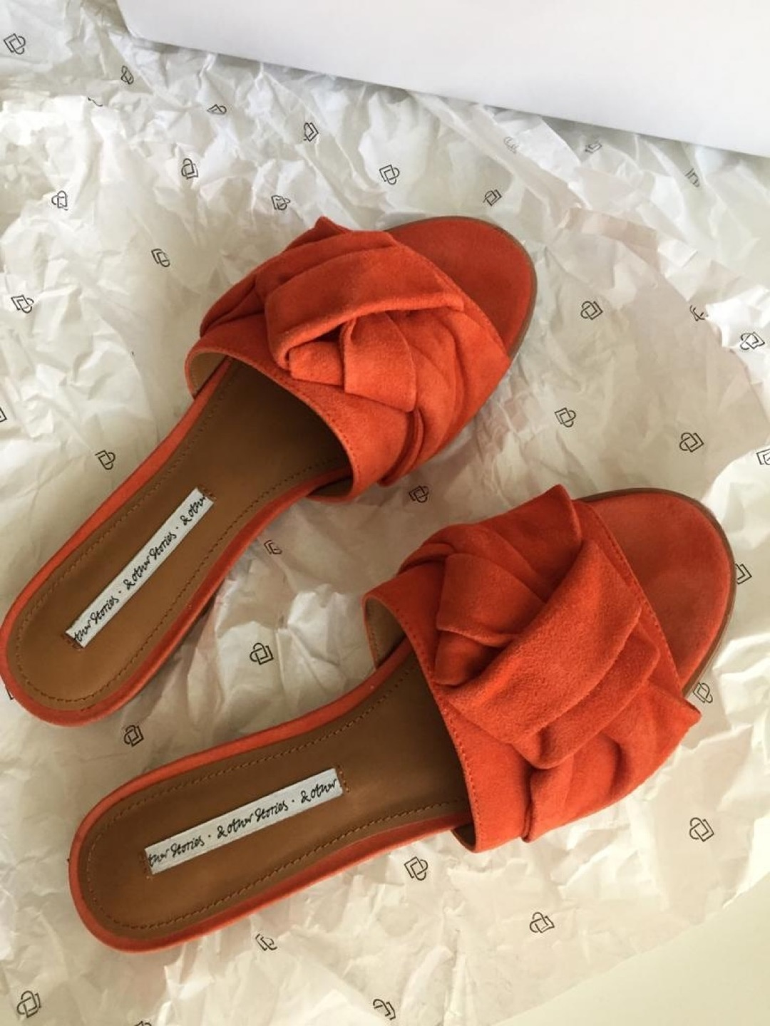 Women's sandals & slippers - & OTHER STORIES photo 1