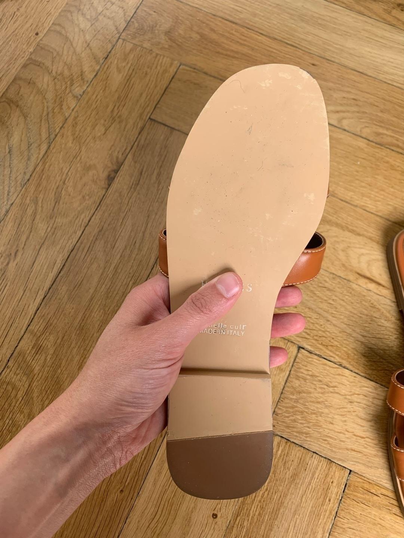 Women's sandals & slippers - ZARA photo 3