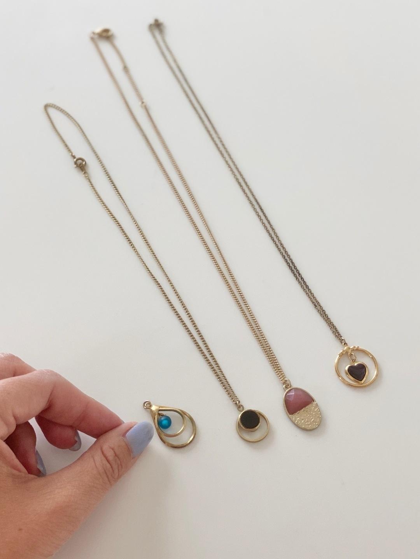 Damers smykker og armbånd - ZARA photo 1