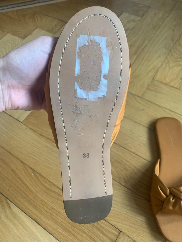 Women's sandals & slippers - HALLHUBER photo 3