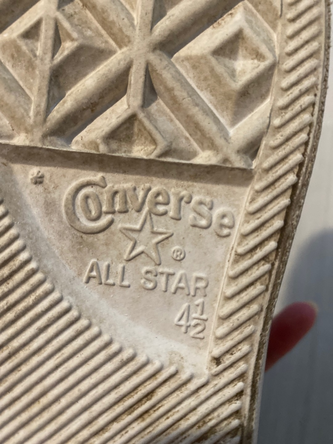 Damers sneakers - CONVERSE photo 4
