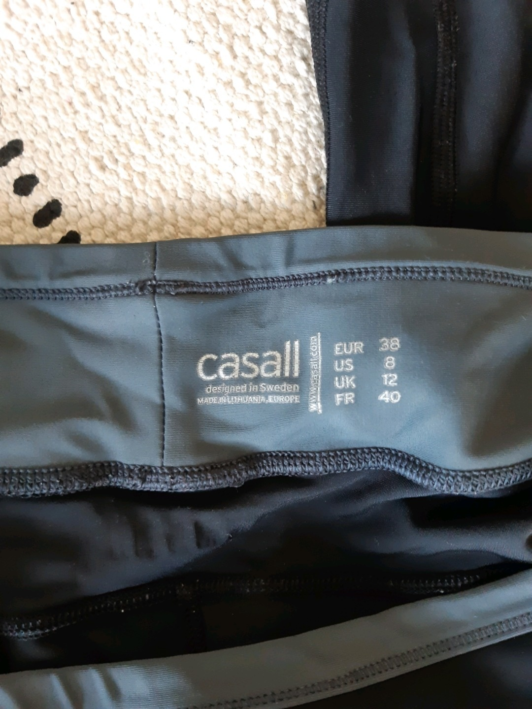 Women's sportswear - CASALL photo 3