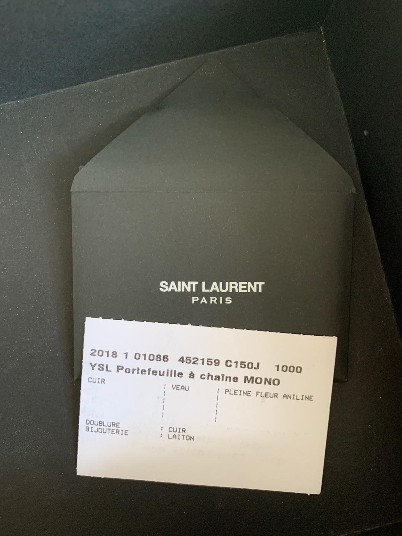 Women's bags & purses - YVES SAINT LAURENT photo 4