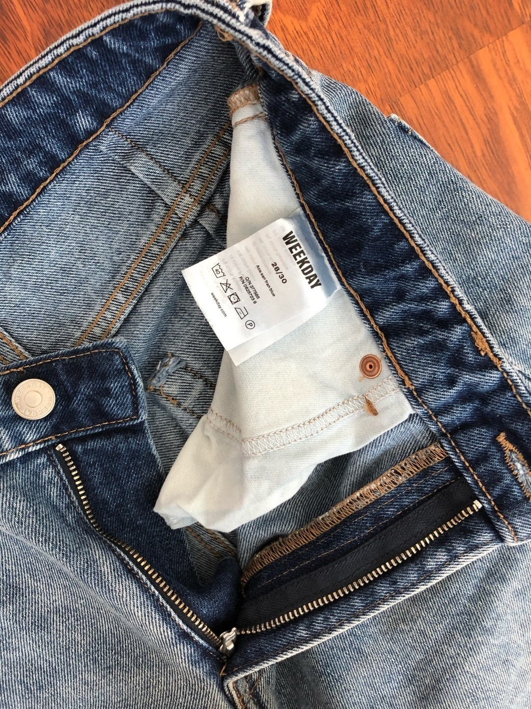Women's trousers & jeans - WEEKDAY photo 4
