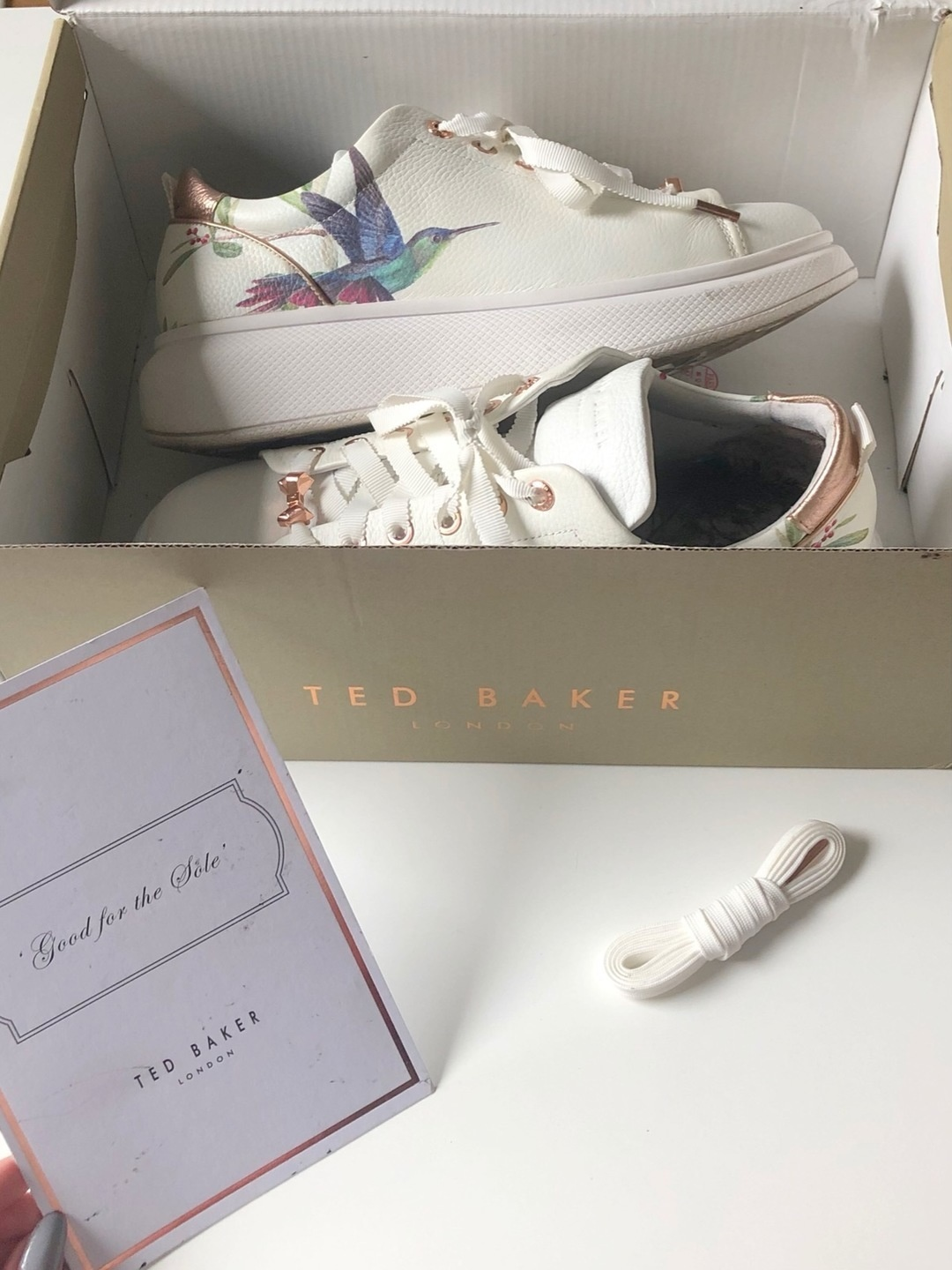 Women's sneakers - TED BAKER photo 1