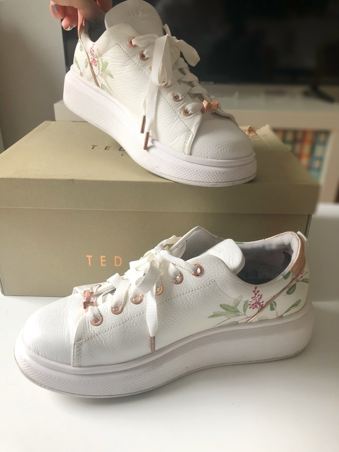 Women's sneakers - TED BAKER photo 2