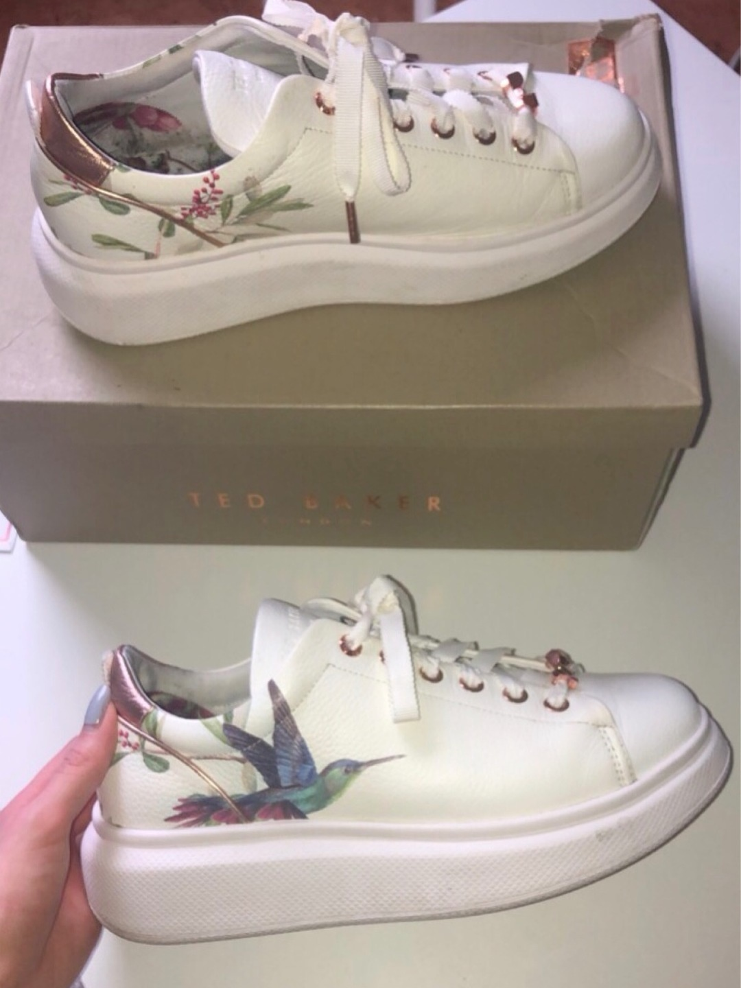 Women's sneakers - TED BAKER photo 3