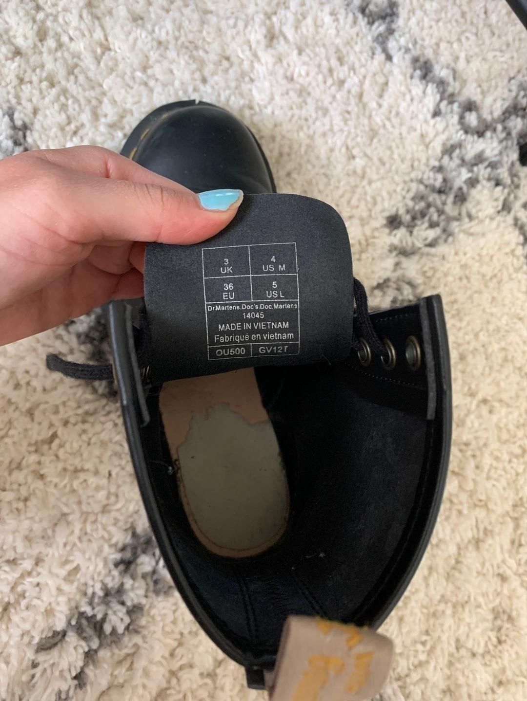 Women's boots - DR. MARTENS photo 3