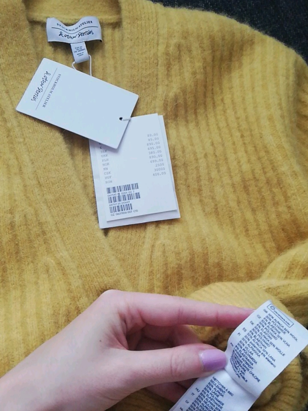 Women's jumpers & cardigans - &OTHERSSTORIES photo 4