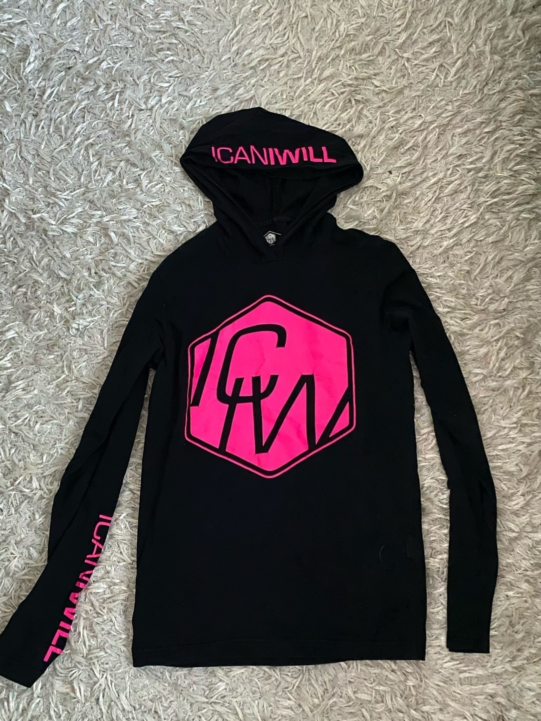Women's hoodies & sweatshirts - ICANIWILL photo 1