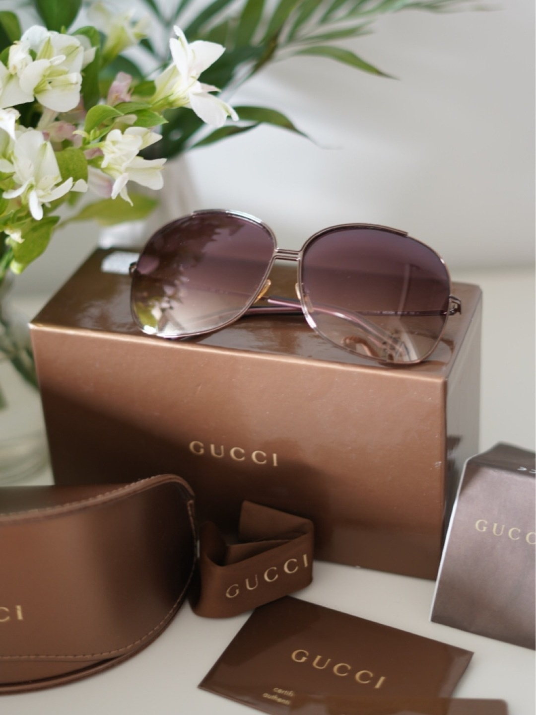 Women's sunglasses - GUCCI photo 3