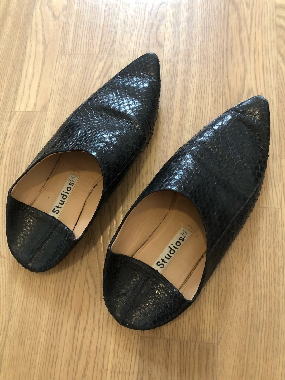 Damers flade sko & loafers - ACNE STUDIOS photo 1