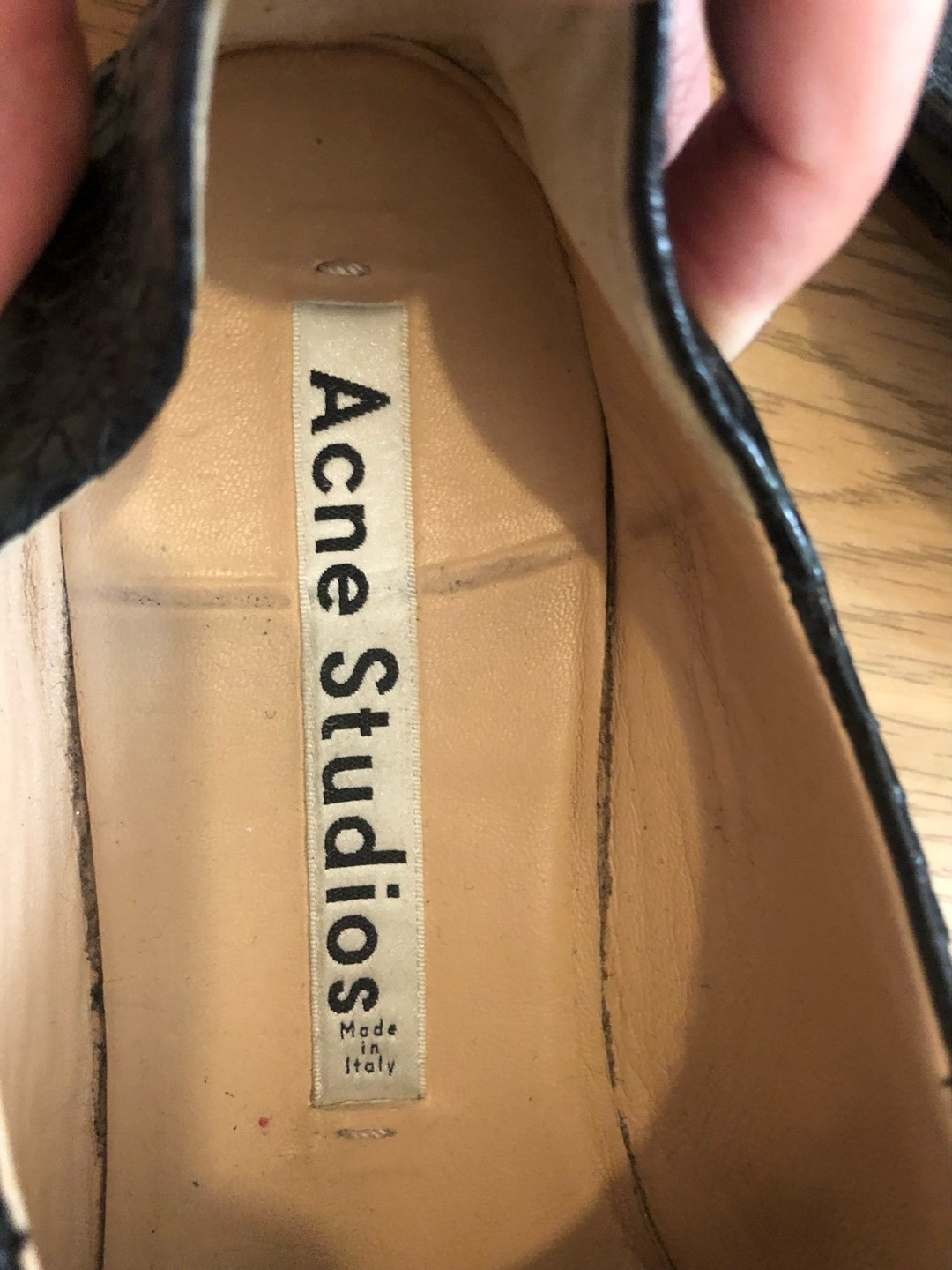 Damers flade sko & loafers - ACNE STUDIOS photo 2