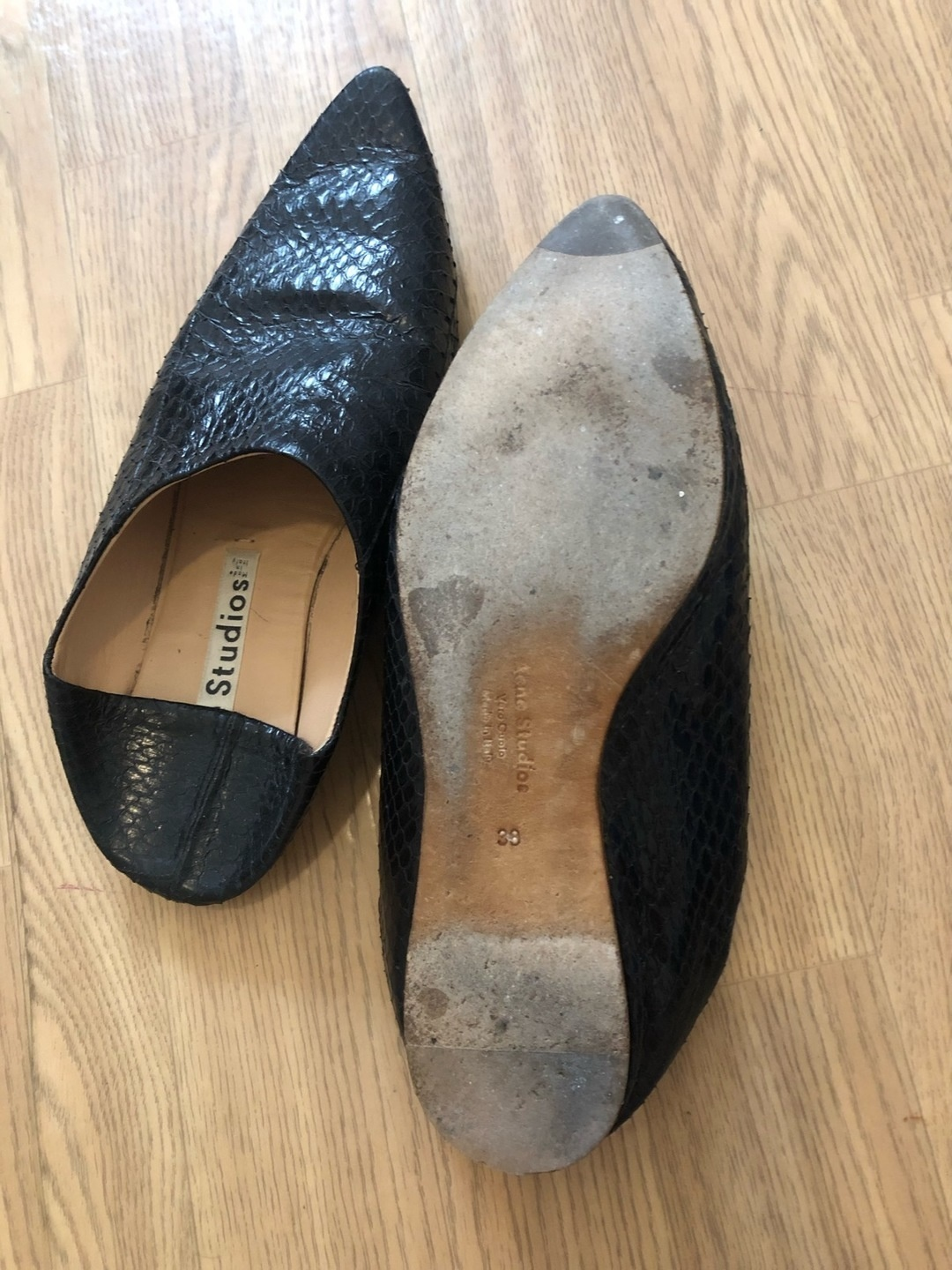 Damers flade sko & loafers - ACNE STUDIOS photo 3