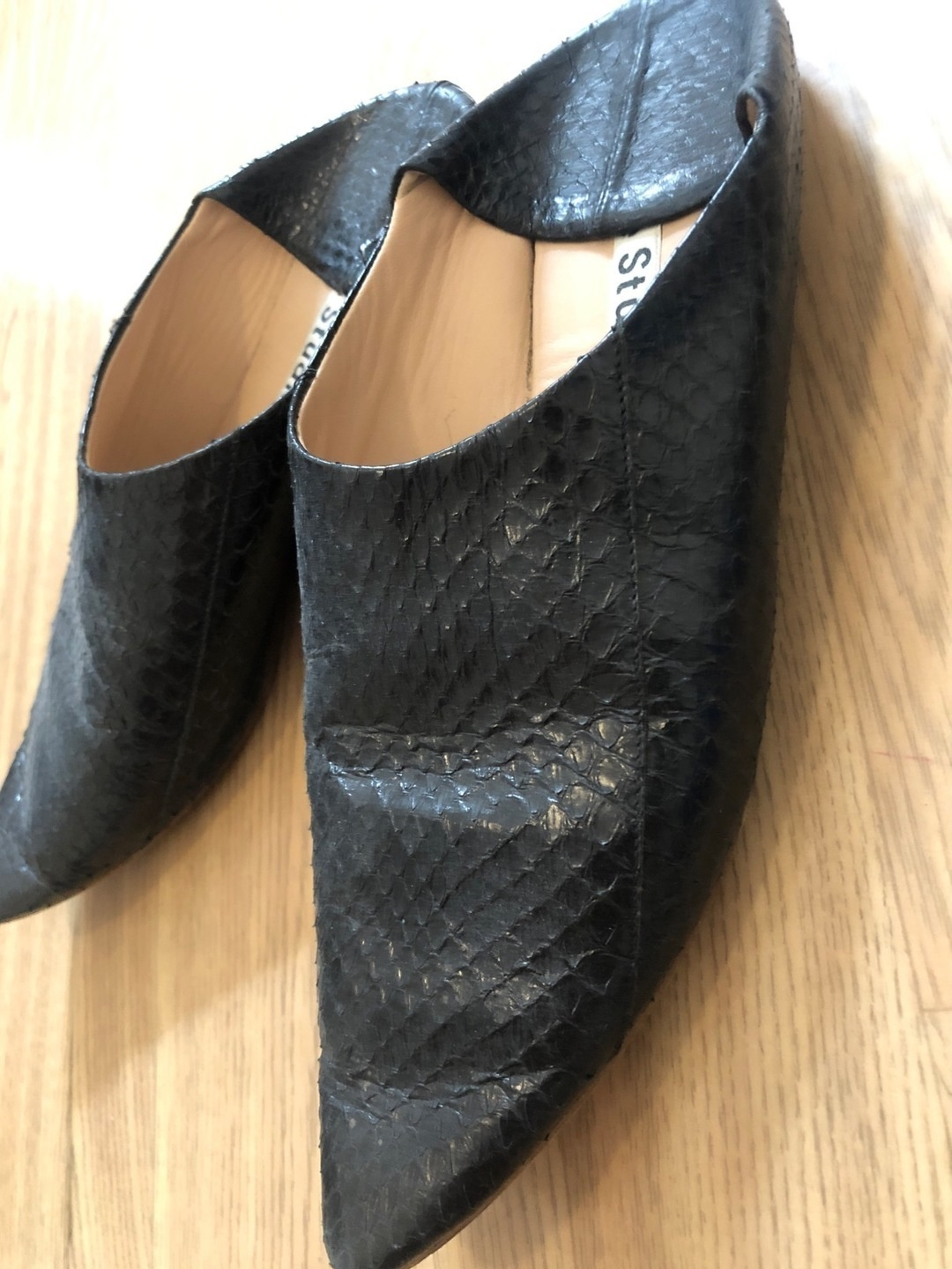 Damers flade sko & loafers - ACNE STUDIOS photo 4