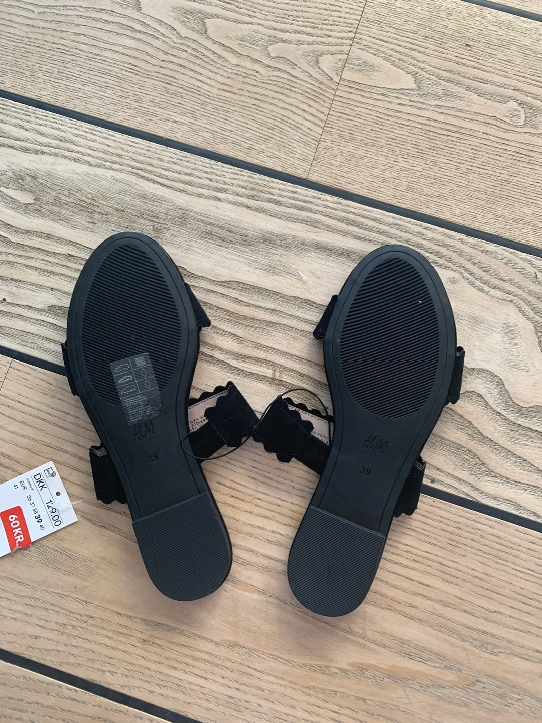 Women's sandals & slippers - H&M photo 2