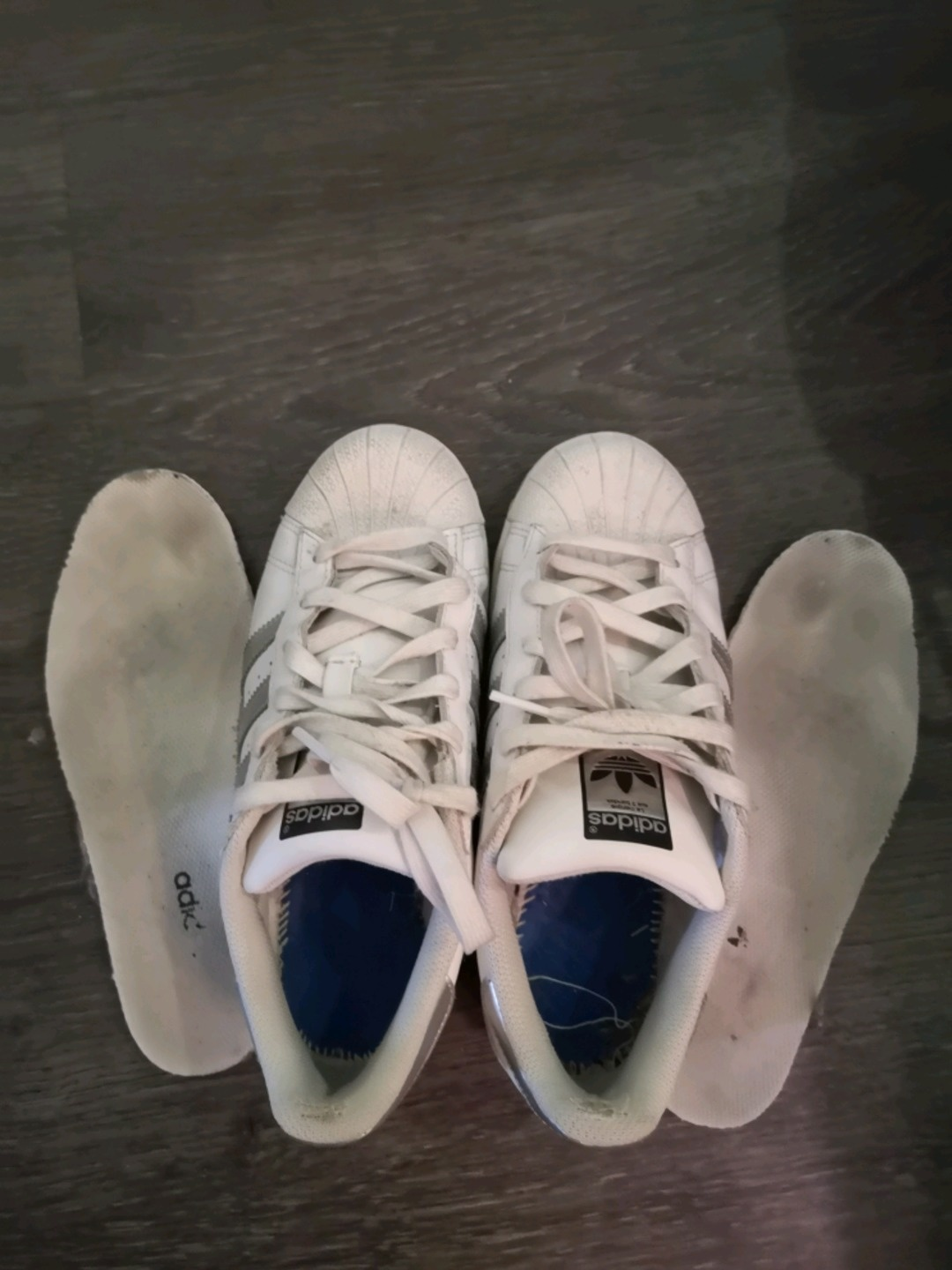 Damers sneakers - ADIDAS photo 4