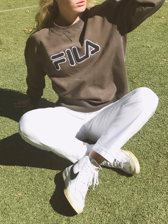Women's hoodies & sweatshirts - FILA photo 1