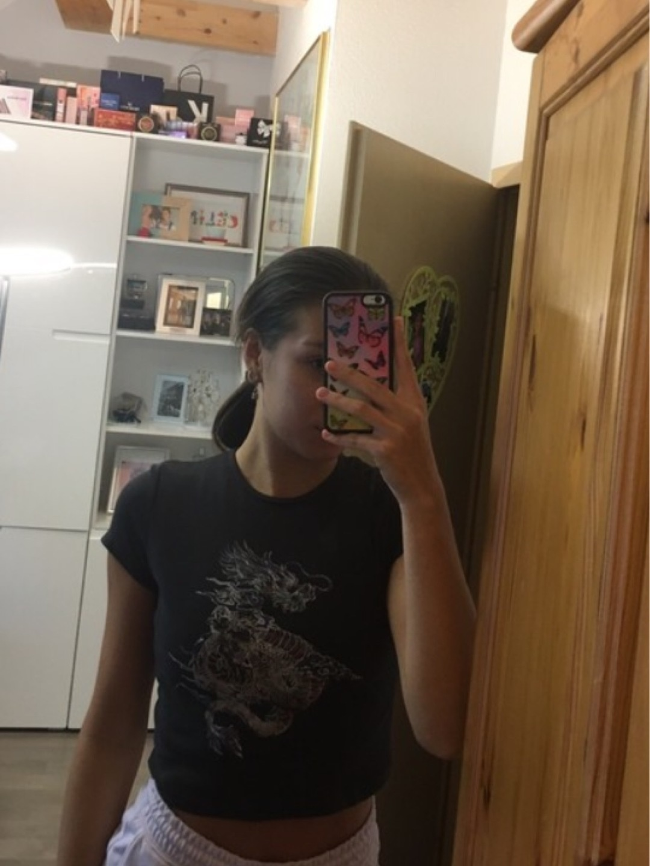 Damers toppe og t-shirts - BERSHKA photo 1