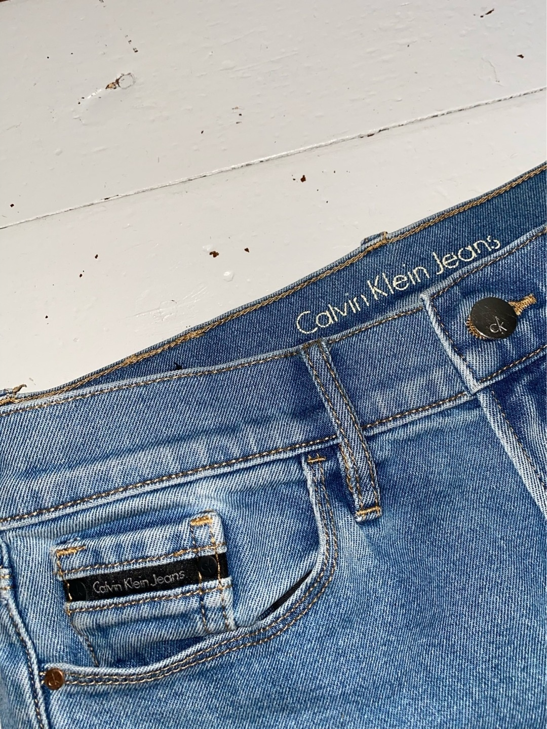 Women's trousers & jeans - CALVIN KLEIN photo 4