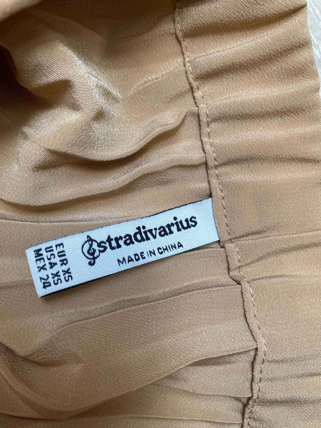 Women's skirts - STRADIVARIUS photo 2
