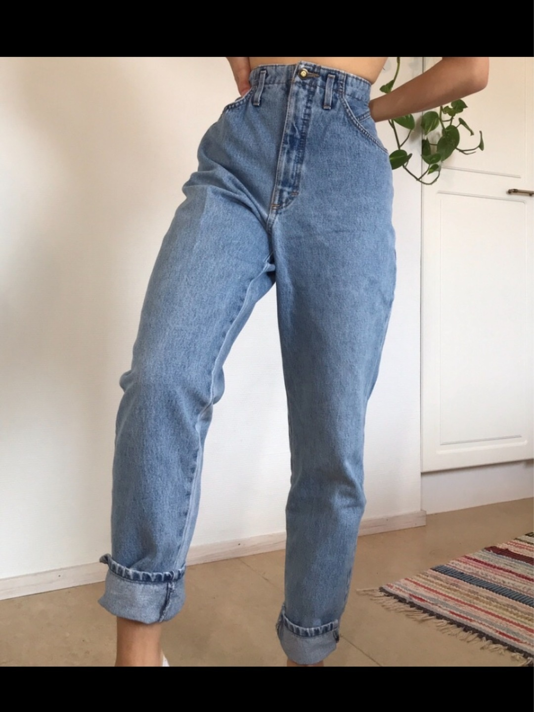 Women's trousers & jeans - VINTAGE photo 1