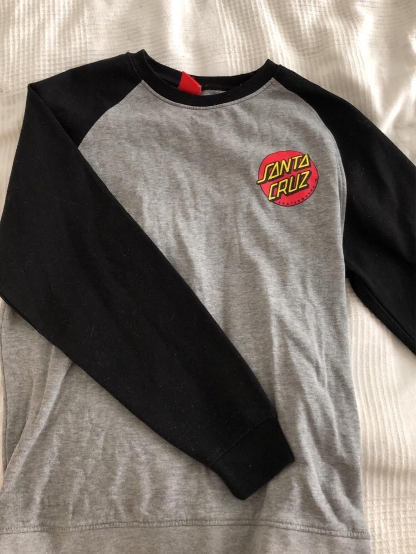 Damers hættetrøjer og sweatshirts - SANTA CRUZ photo 1