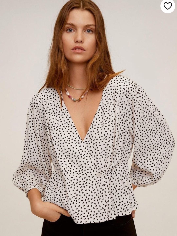 Women's blouses & shirts - MANGO photo 4