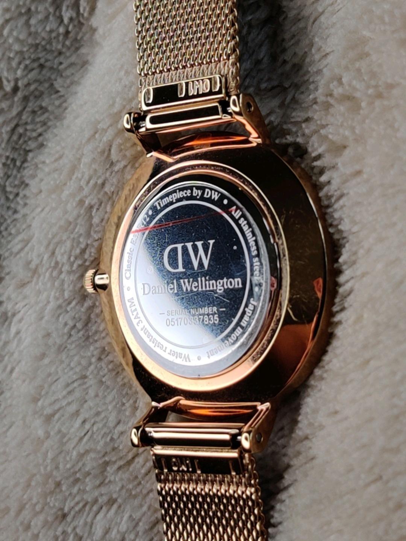 Damen armbanduhren - DANIEL WELLINGTON photo 2