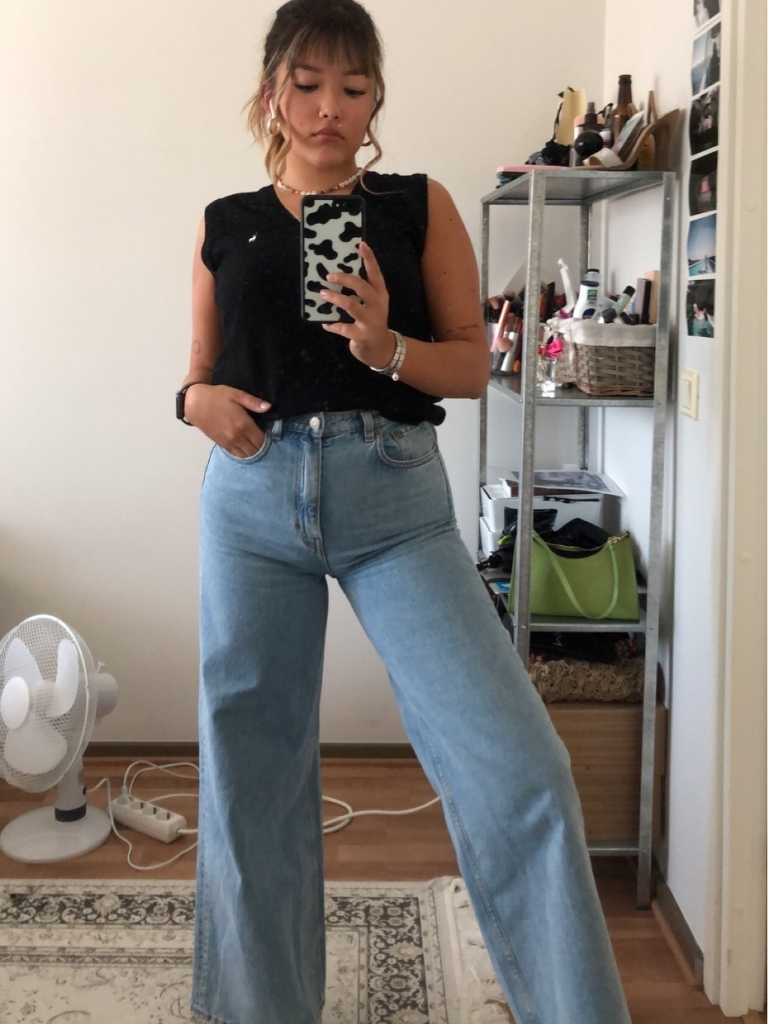 Women's trousers & jeans - WEEKDAY photo 3