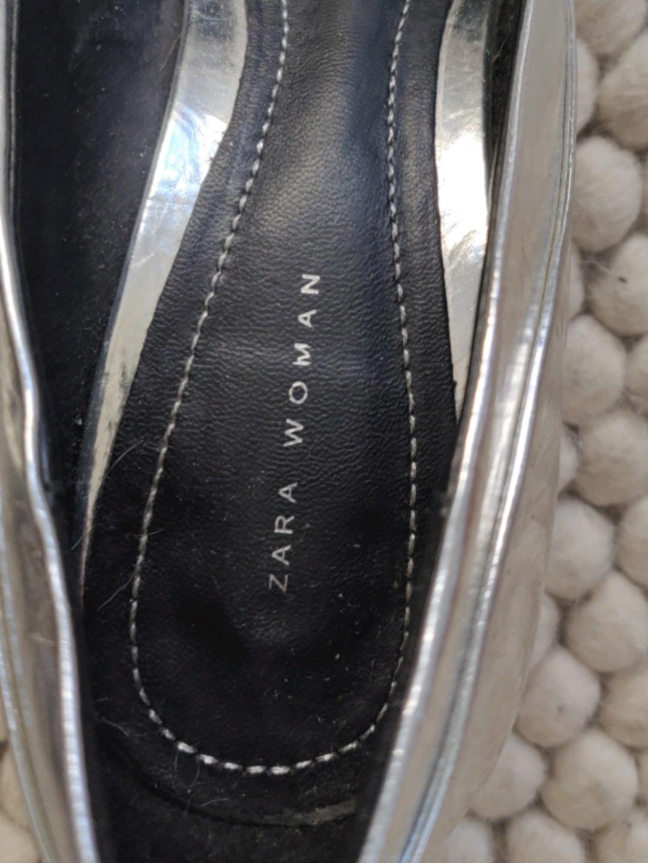 Damers stiletter & høje hæle - ZARA photo 2