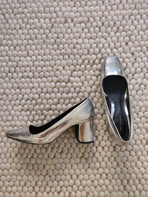 Damers stiletter & høje hæle - ZARA photo 1