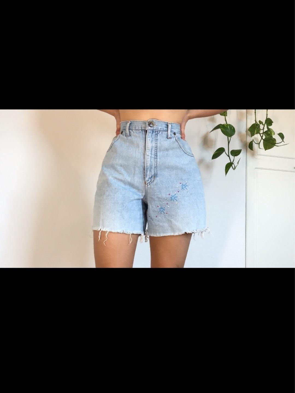 Women's shorts - VINTAGE photo 1