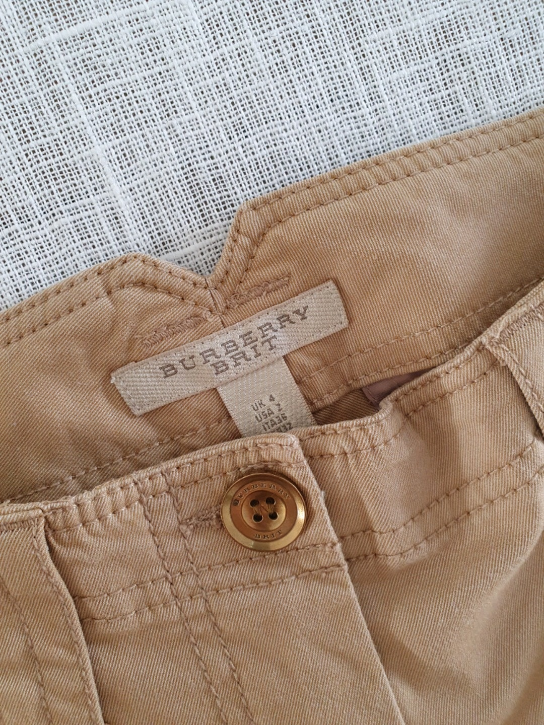 Women's trousers & jeans - BURBERRY photo 3