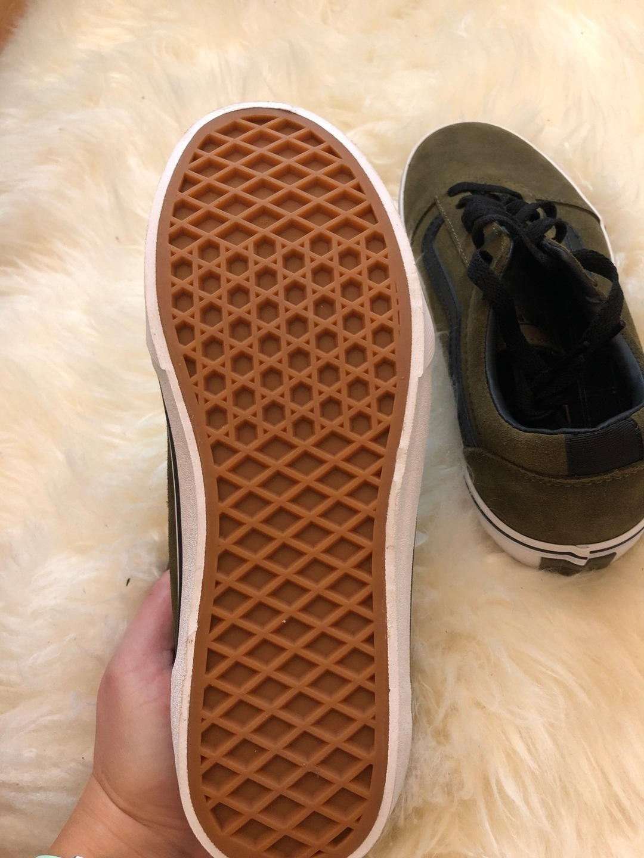 Women's sneakers - VANS OLD SKOOL photo 3