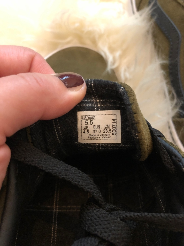 Women's sneakers - VANS OLD SKOOL photo 4