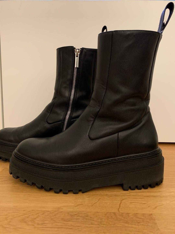 Women's boots - ZARA photo 3