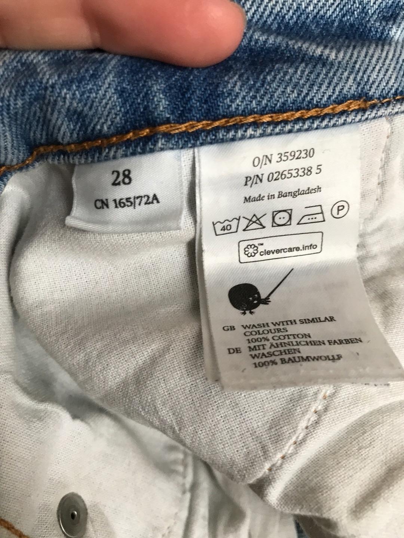 Damers bukser og jeans - MONKI photo 2