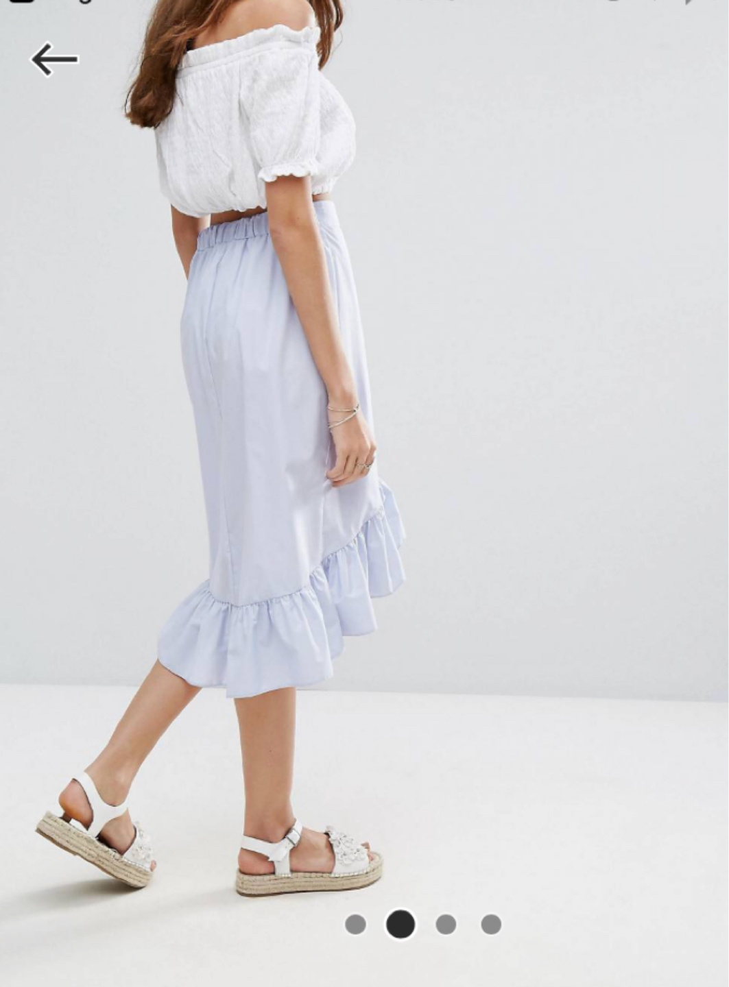 Women's skirts - MISS SELFRIDGE photo 2