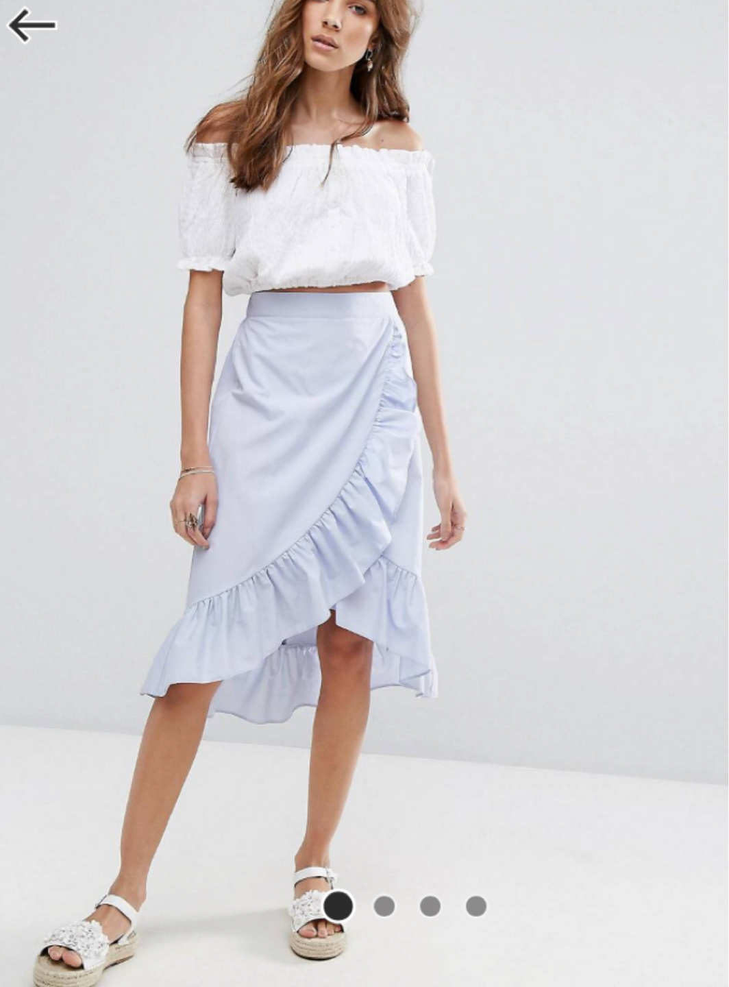 Women's skirts - MISS SELFRIDGE photo 3