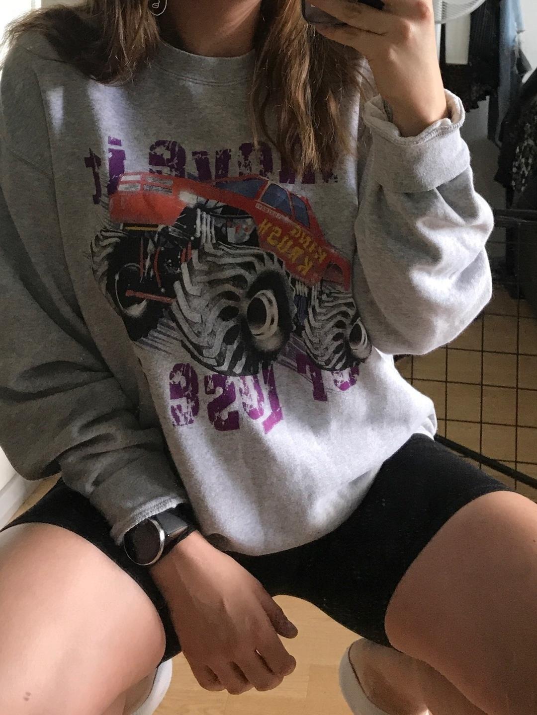 Women's hoodies & sweatshirts - VINTAGE photo 2