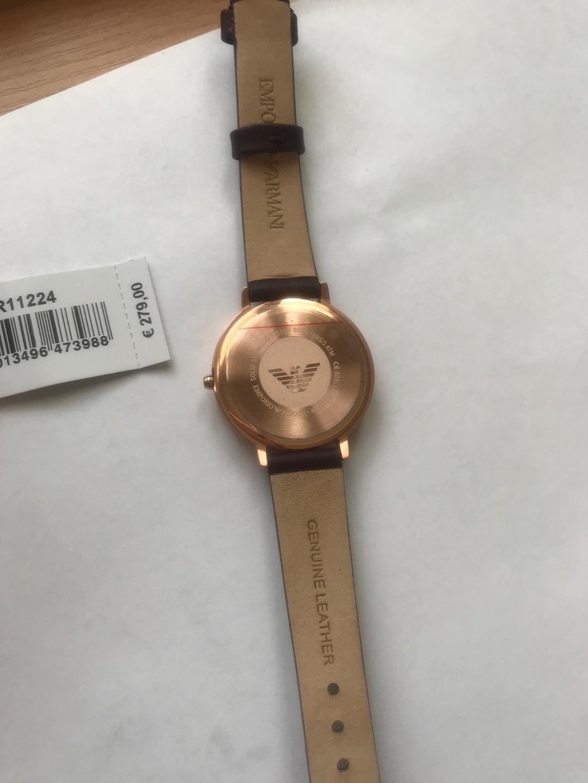 Women's watches - EMPORIO ARMANI photo 3