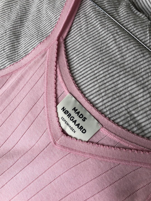 Damen tops & t-shirts - MADS NØRGAARD photo 2